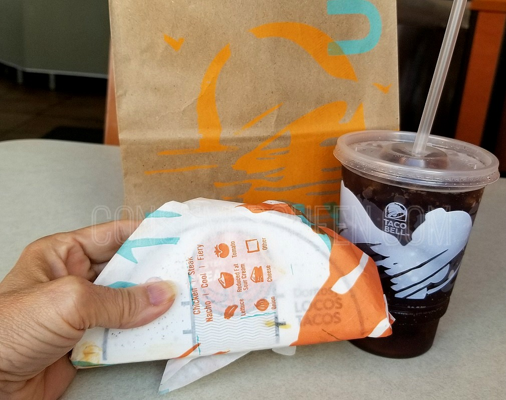 Taco Bell Discount – 20% Off Your Order!