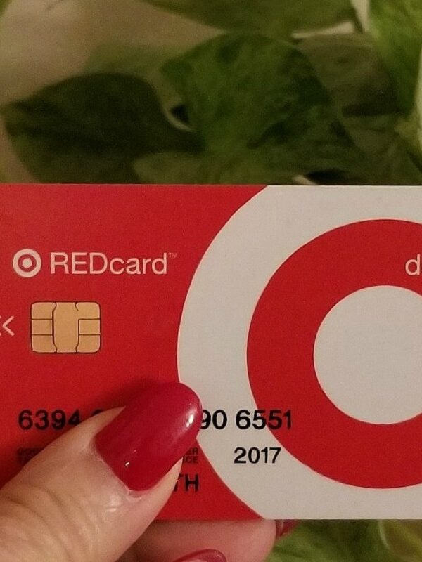 Target REDcard – $40 off $40 Purchase When You Sign Up
