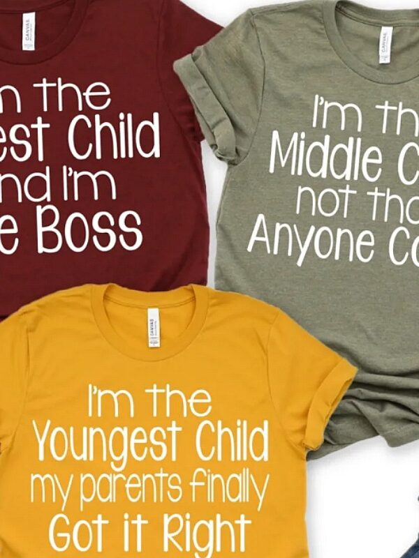 Sibling Tees $18.98 Shipped  – We Love These!