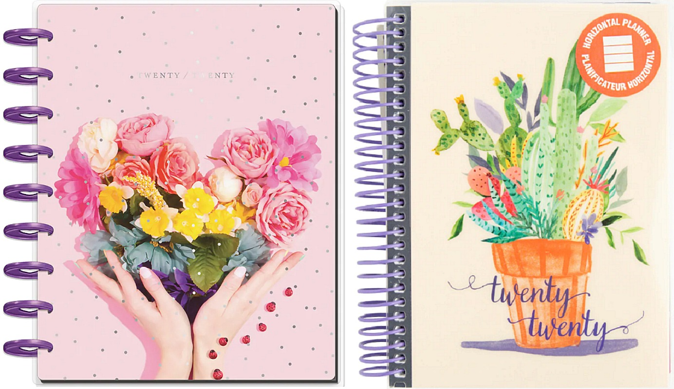 2020 Planners 60% Off + 20% Off Code at Michaels – Prices Start at $4.49! *EXPIRED*