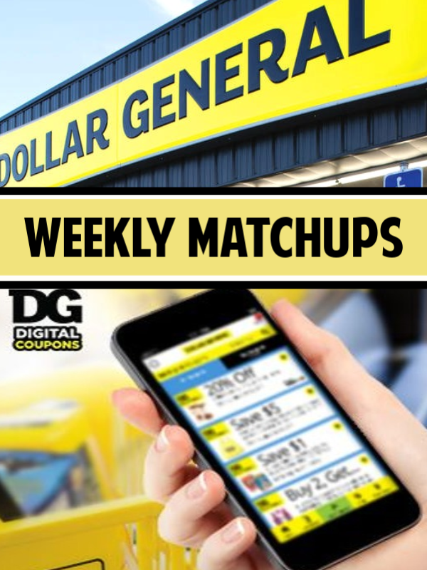 top dollar general deals