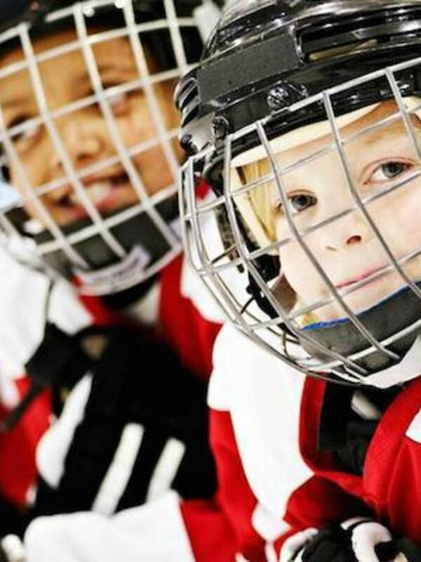 free hockey for kids