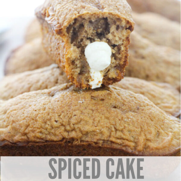 spiced cake twinkies