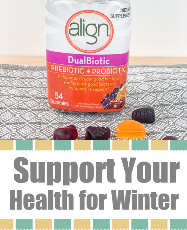 Support Your Health for Winter