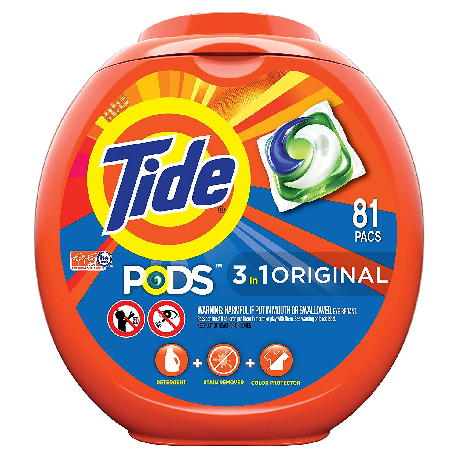 Amazon: Tide Pods Coupon is Back! $14.98 (Reg. $19.97)