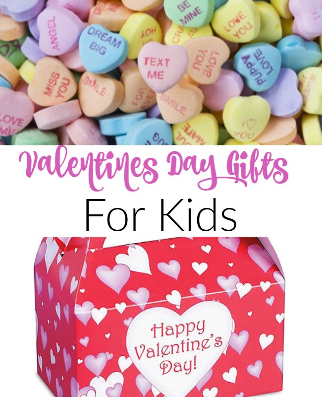 Valentines Day Gifts for Kids 2020