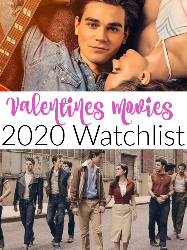 Top 20 Valentines Movie Watchlist