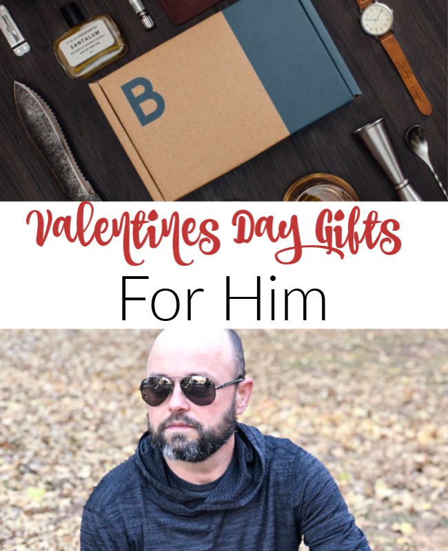 Valentines Day Gifts for Him