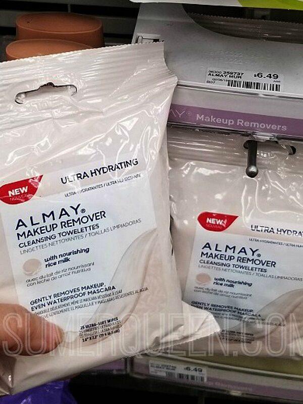 Almay Makeup Removers 49¢ + More at CVS After Rewards (Reg. $6.49)