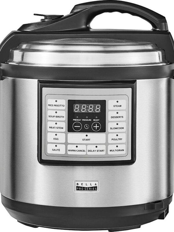 bella 6 quart multi cooker