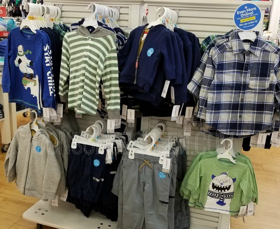 Carter's Flash Sale – 70% Off With Prices Starting at $3.60 (Today Only!) *EXPIRED*