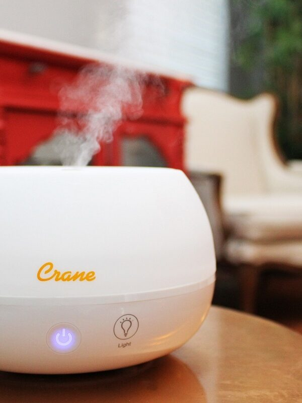 Crane Aroma Diffuser and Personal Humidifier ONLY $8.99 at Walmart (Reg. $30!)