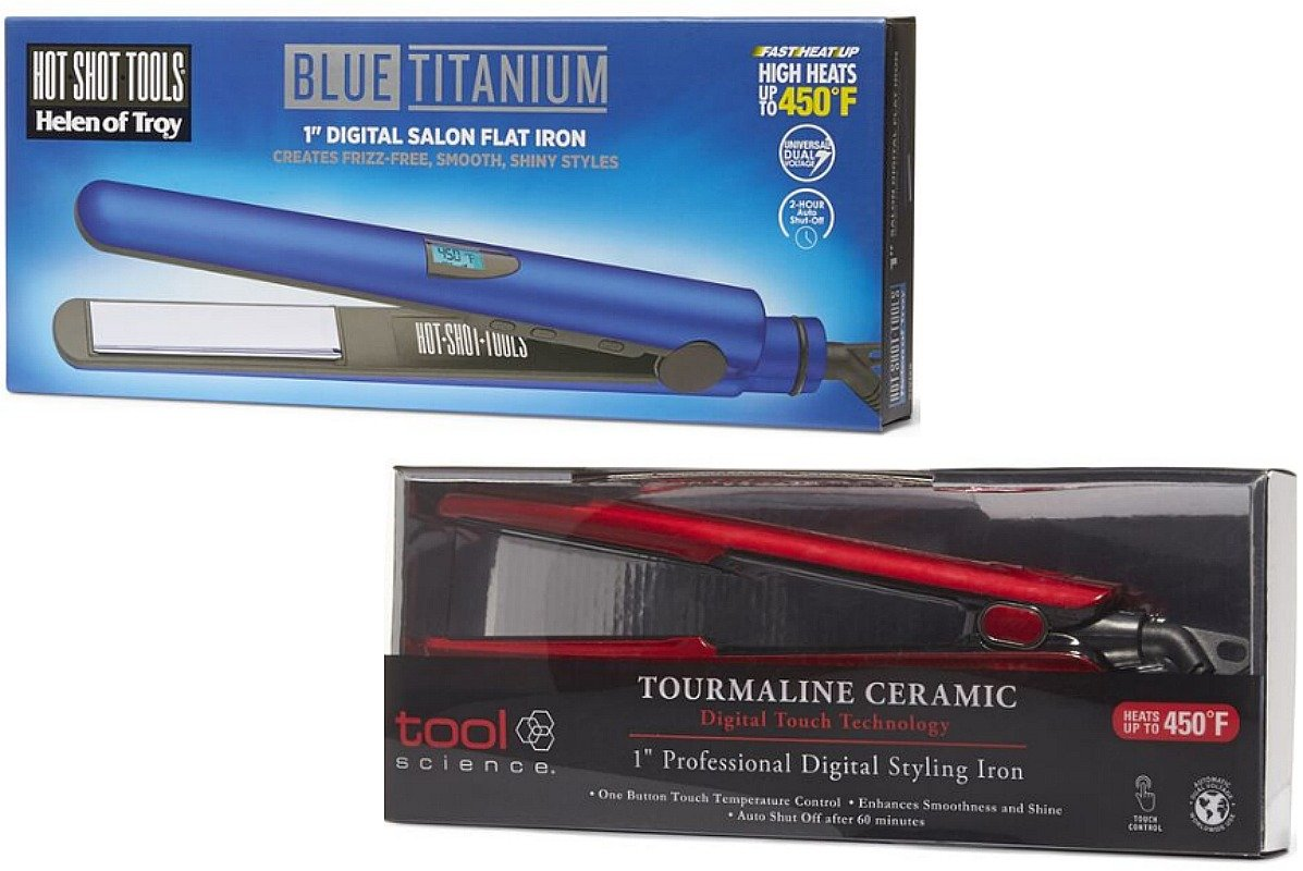 Flat Irons 50% Off at Sally Beauty – Prices Start at ONLY $13.49!