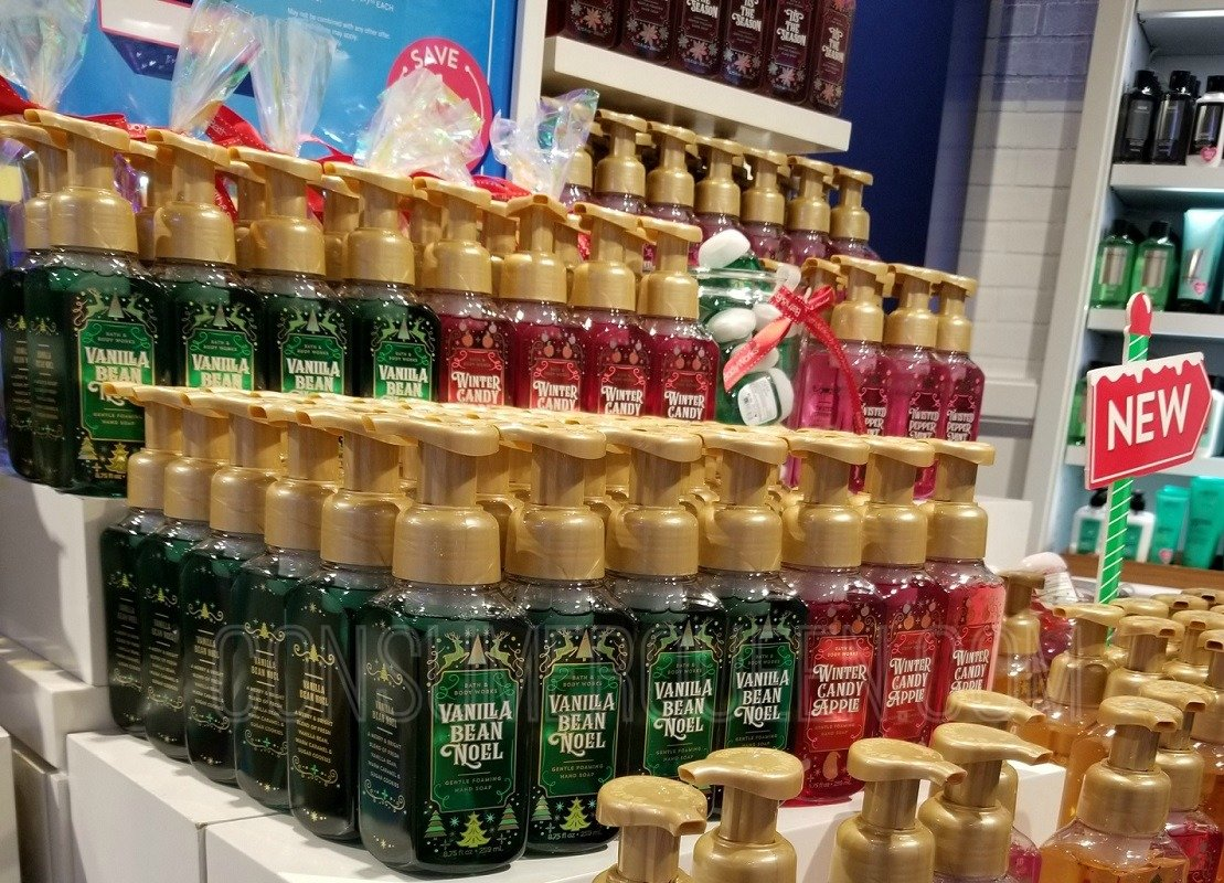 Select Foaming Hand Soaps as Low as $2.08 Each at Bath & Body Works!