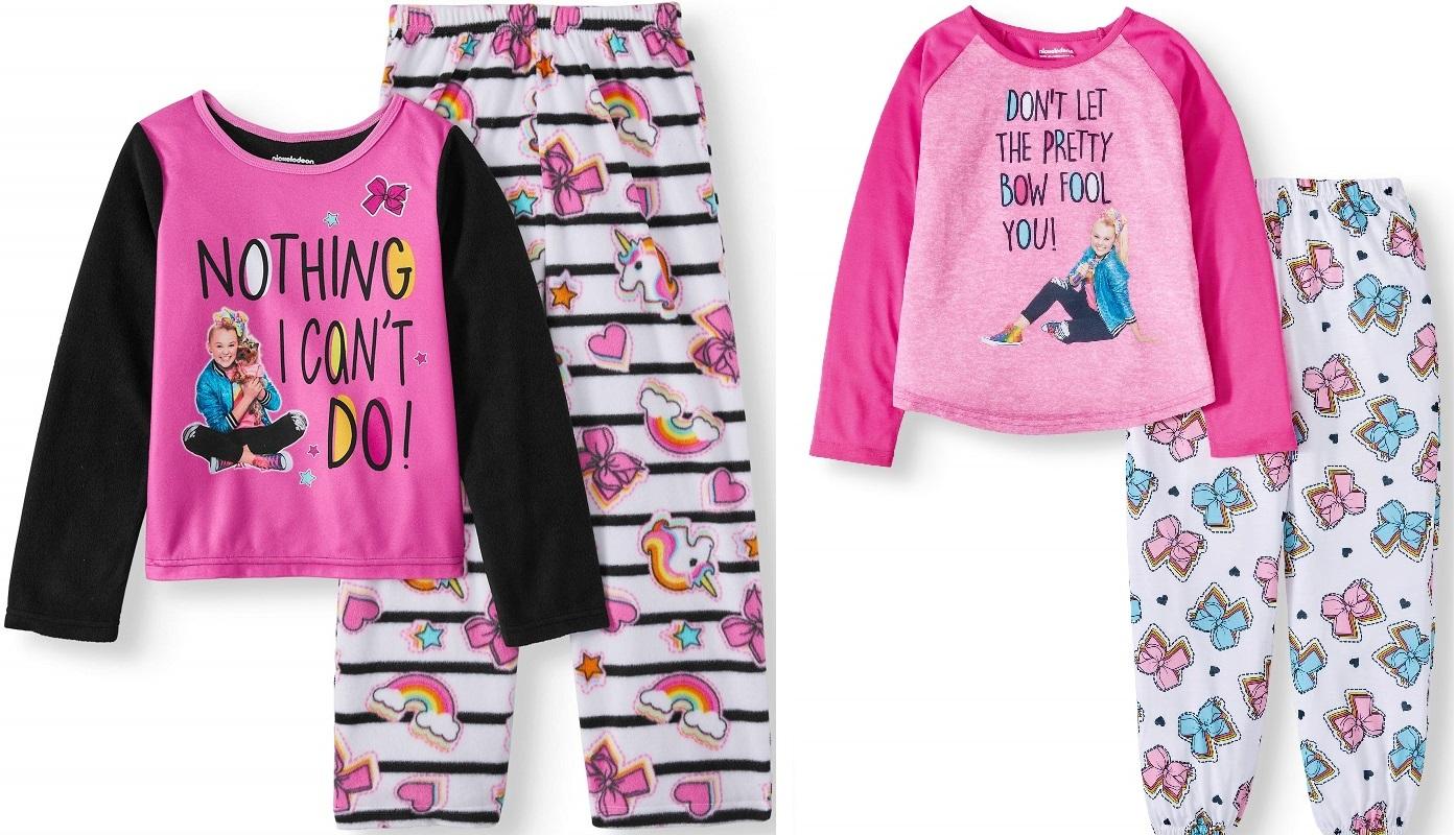 JoJo Siwa Pajamas as Low as $6 at Walmart (Reg. up to $15!)