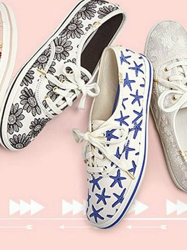 Keds Shoe Sale + 20% Off = Kate Spade as Low as $23.96 (Reg. $75) – Ships FREE!
