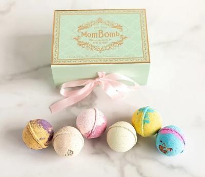 MomBomb Bath Bomb Classic Gift Set