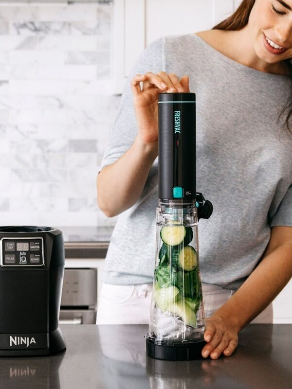 Nutri Ninja With FreshVac Blender ONLY $59.99 + Free Shipping (Reg. $130)