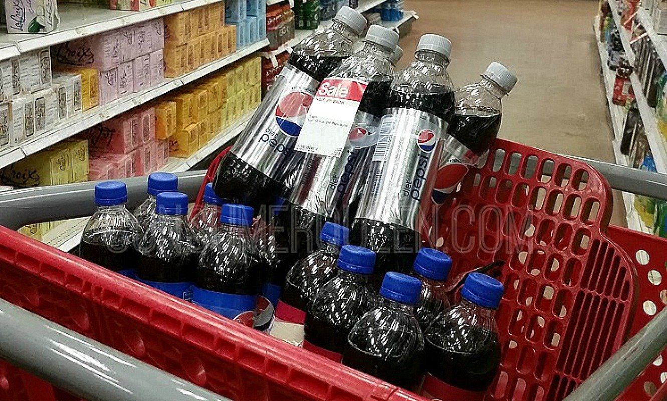 pepsi six pack soda at target