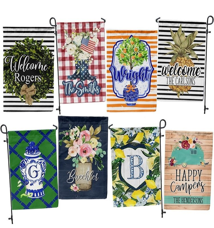 Personalized Yard Flags $11.99 Shipped (33 Designs!) *EXPIRED*