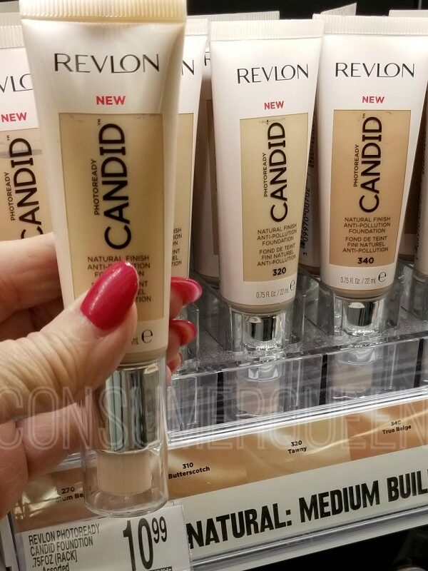 revlon candid foundation