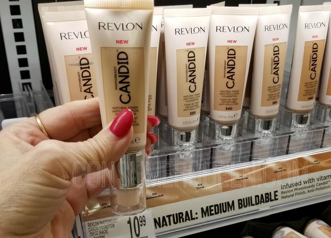 Revlon Candid Foundation 50¢ at Walgreens After Rewards (Reg. $10.99!)