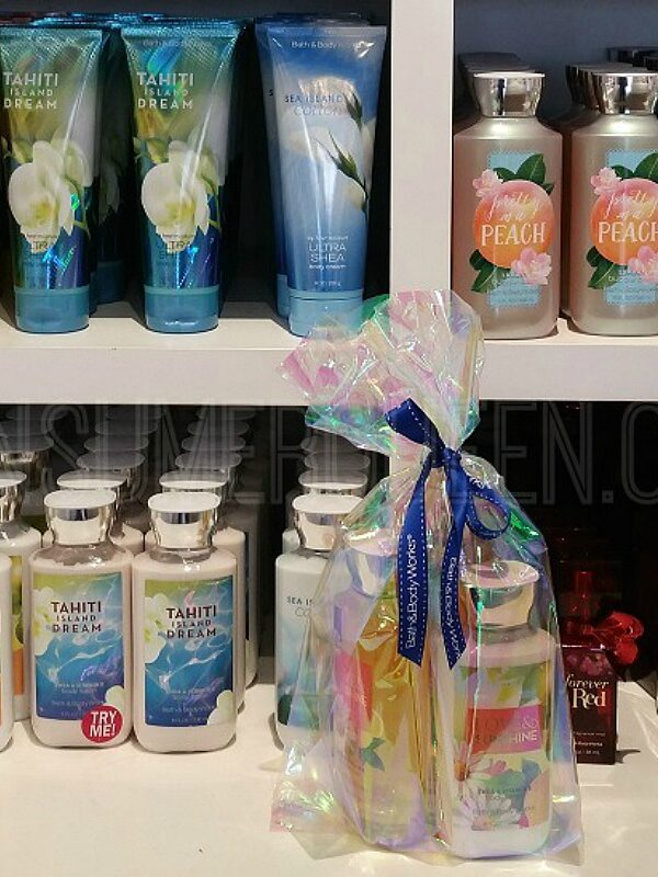retired fragrances at bath & body works