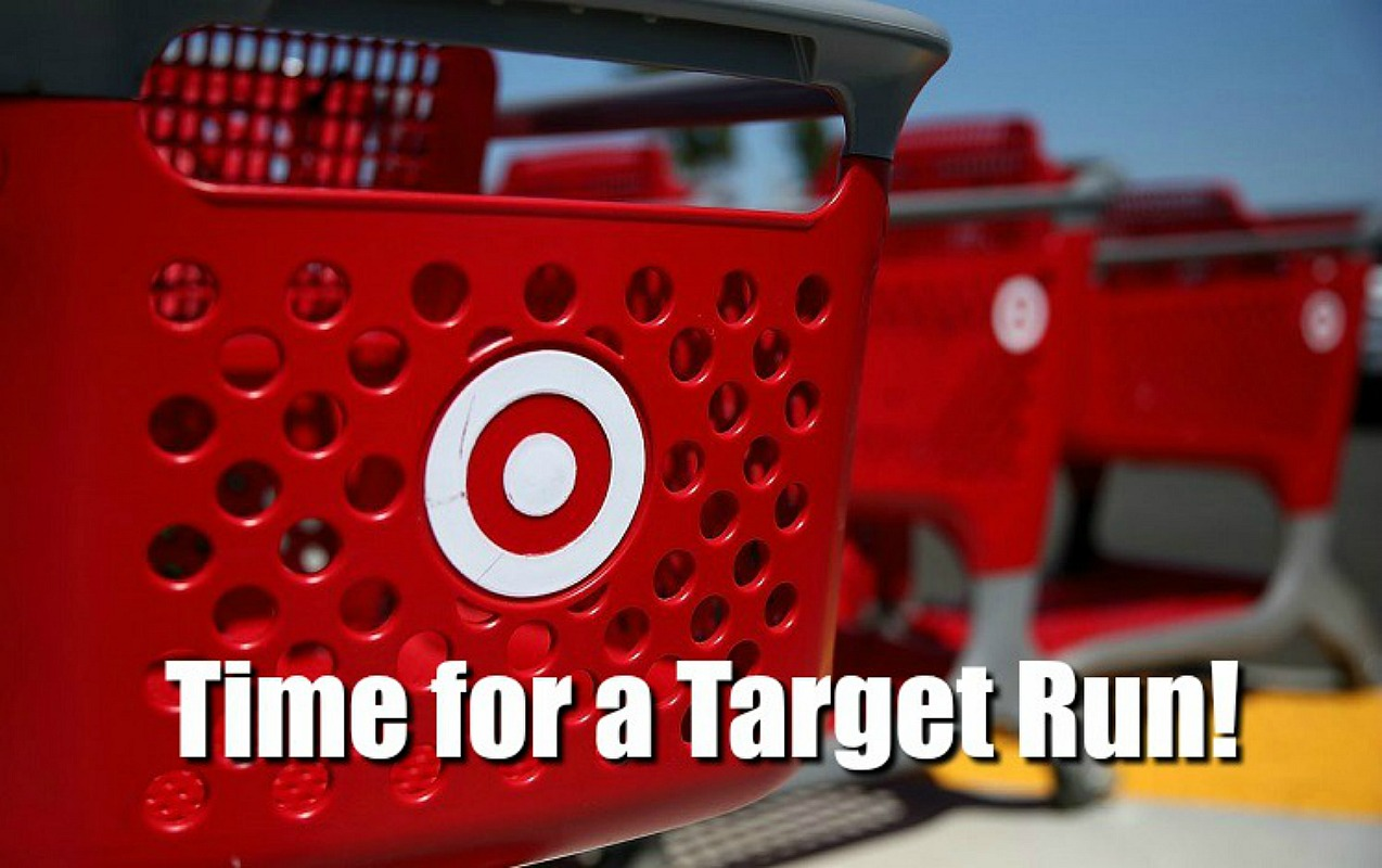 target grocery run