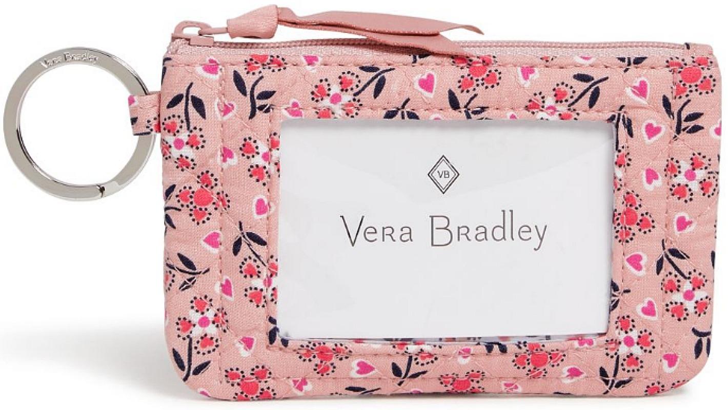 valentine inspired id case by vera bradley