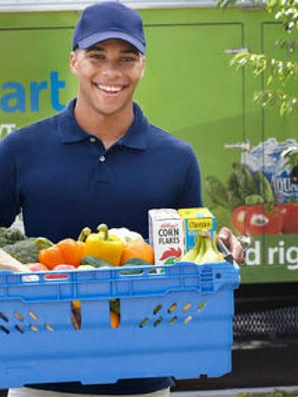 Walmart FREE Grocery Delivery with Code!