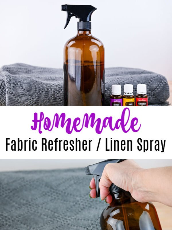 Homemade Fabric Refresher Pinterest