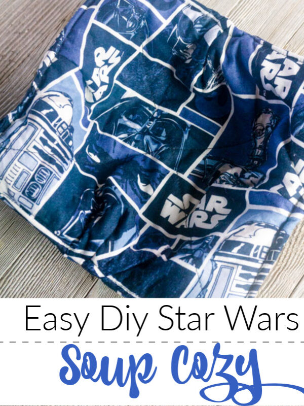 DIY Star Wars Microwave Bowl Cozy