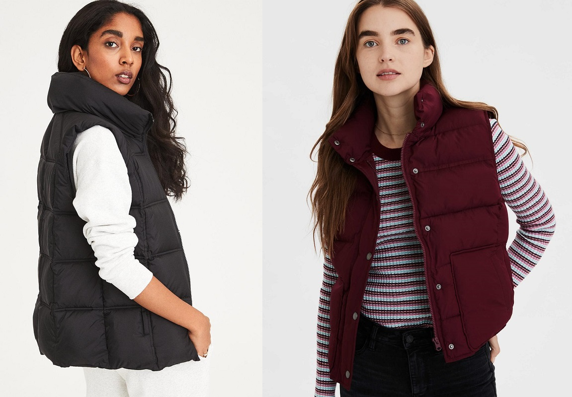 American Eagle Puffer Vests ONLY $23.98 (Reg. $60) + More! *EXPIRED*