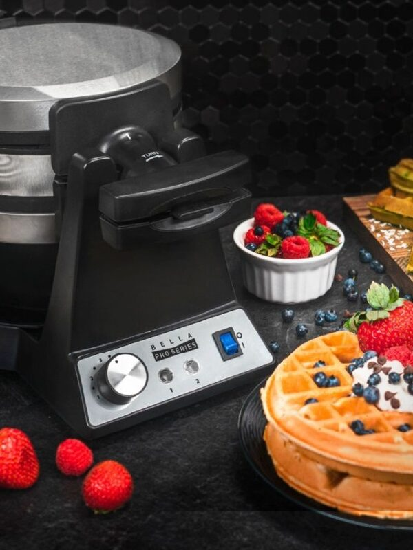 Bella Pro Series Belgian Waffle Maker ONLY $39.99 at Best Buy (Reg. $70)