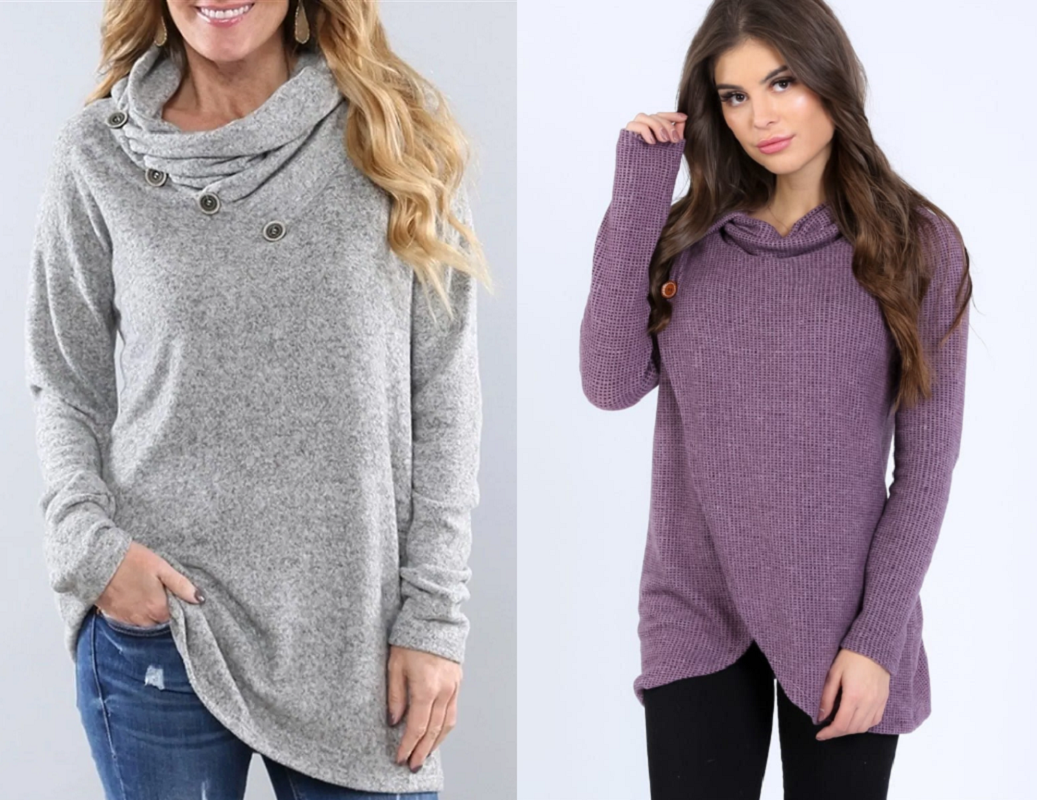 Cute Boyfriend Pullovers JUST $12.99 + Free Shipping (Reg. $42) – 2 Styles *EXPIRED*
