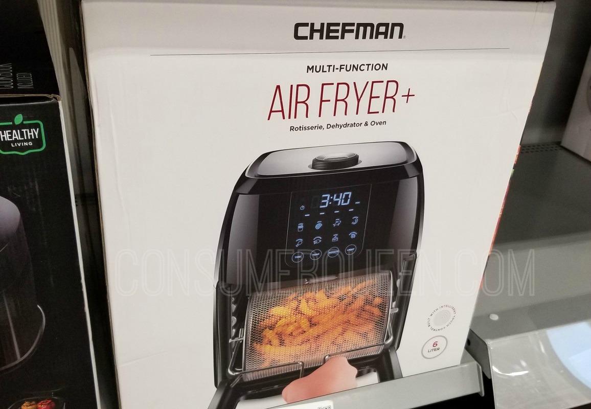 Chefman Digital 6L Air Fryer ONLY $79.99 – Ships Free (Reg. $150) *EXPIRED*