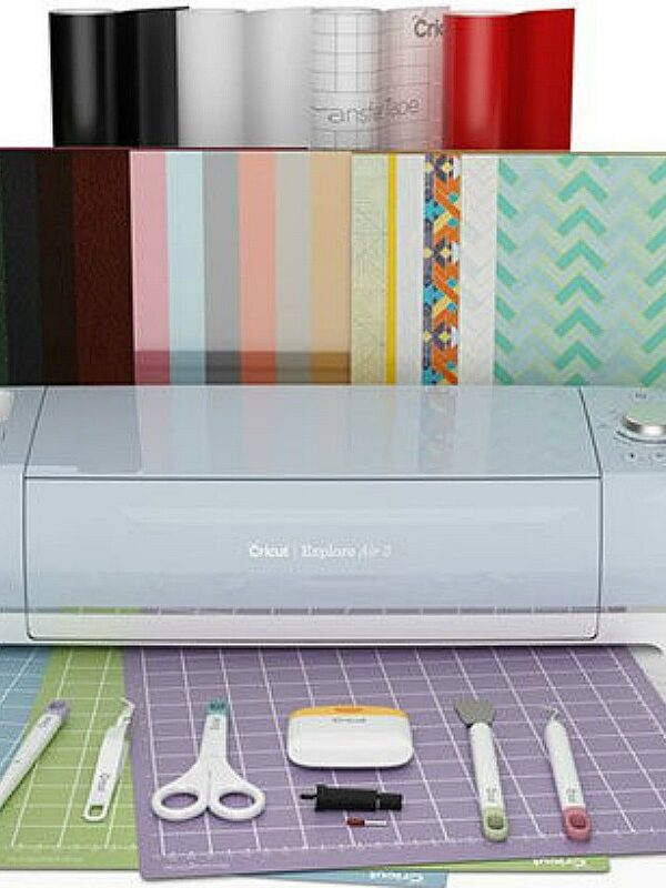Cricut Explore Air 2 Bundle ONLY $269  – Ships FREE (Reg. $587!)
