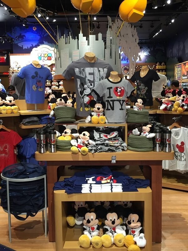 The Disney Store Sale + Free Shipping Today Only! *EXPIRED*