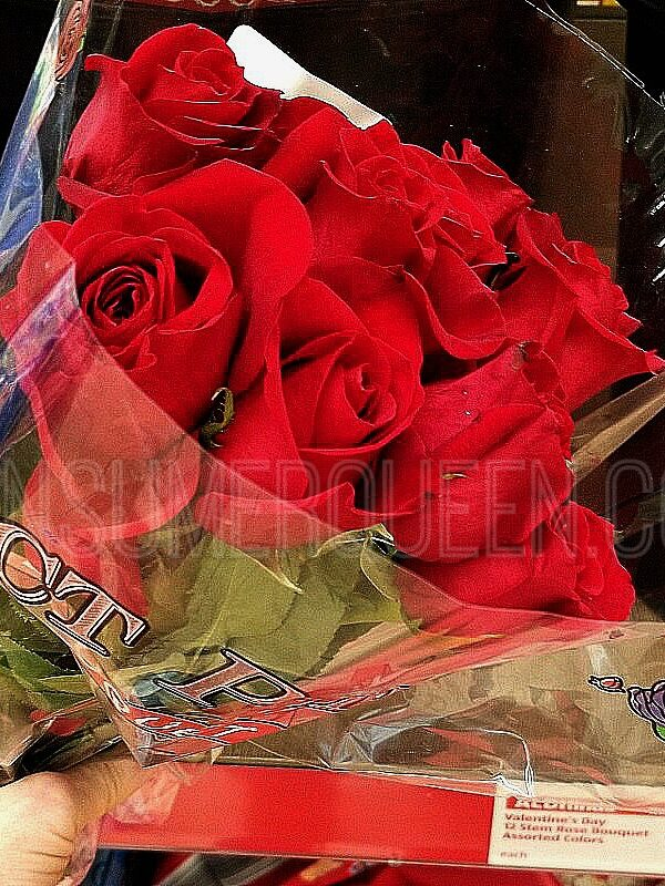 Dozen Roses For Your Valentine ONLY $9.99 at Aldi!