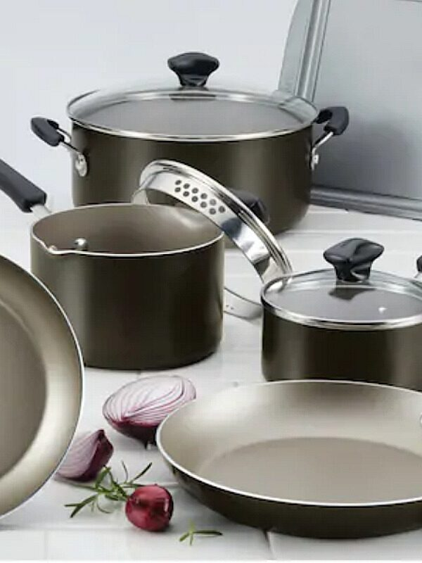 farberware cookstart diamondmax cookware at kohls