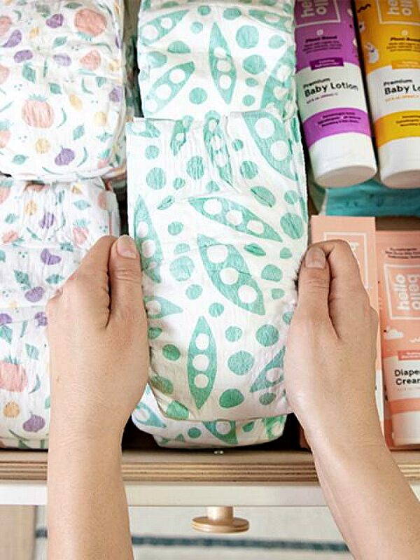 Hello Bello Plant Based Diapers 245-ct + 4 Packs of Wipes $49 Shipped