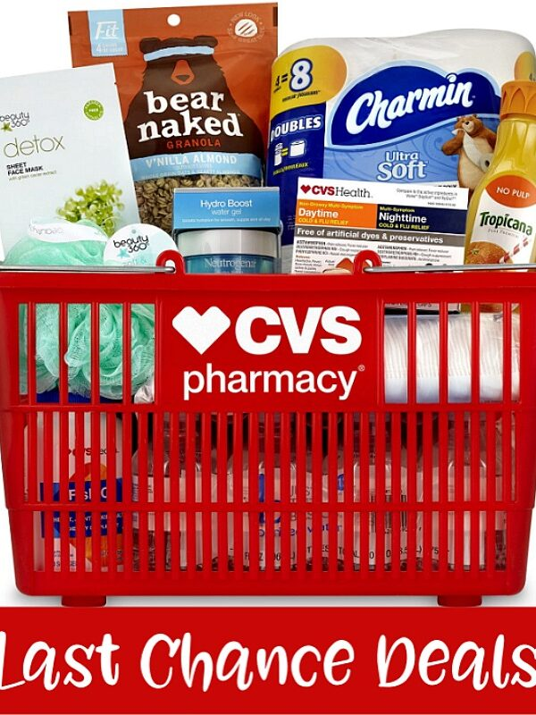 last chance cvs deals