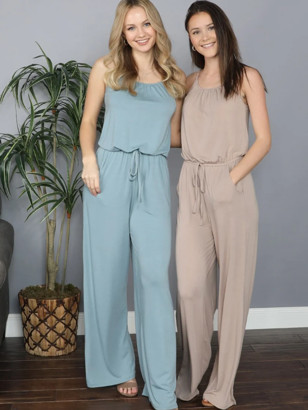 Lounge Jumpsuits ONLY $24.99 + Free Shipping (Reg. $49.99)