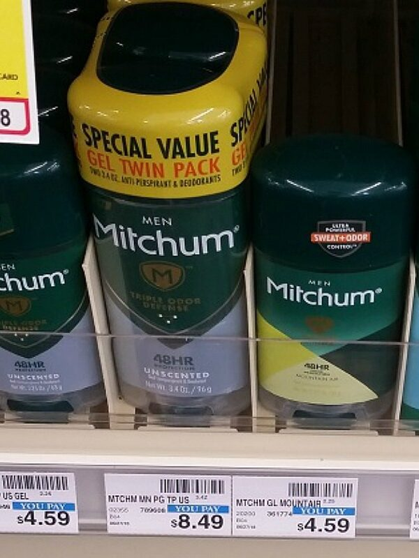 It's just an image of Fan Mitchum Deodorant Printable Coupon