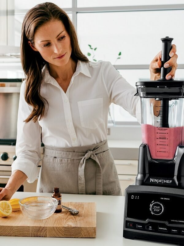 Ninja Chef 1500 Watt Blender w/Auto-IQ Just $99 + Free Shipping (Reg. $150)