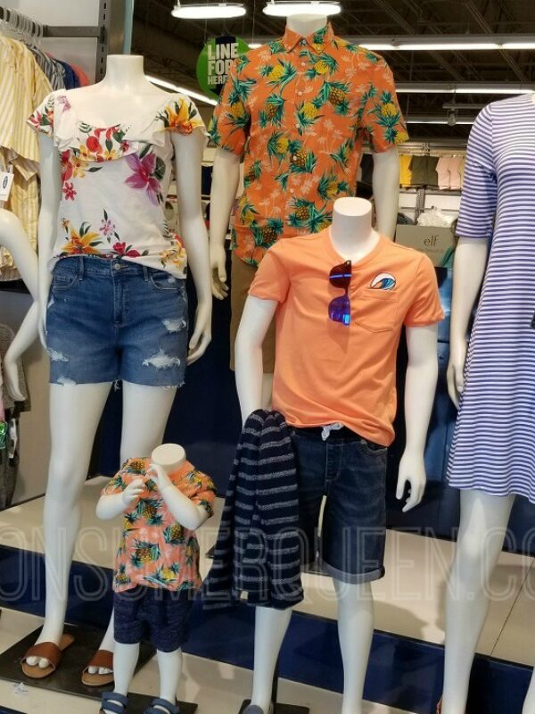 Old Navy Shirts For The Family From $5.97 – Online & Today Only!