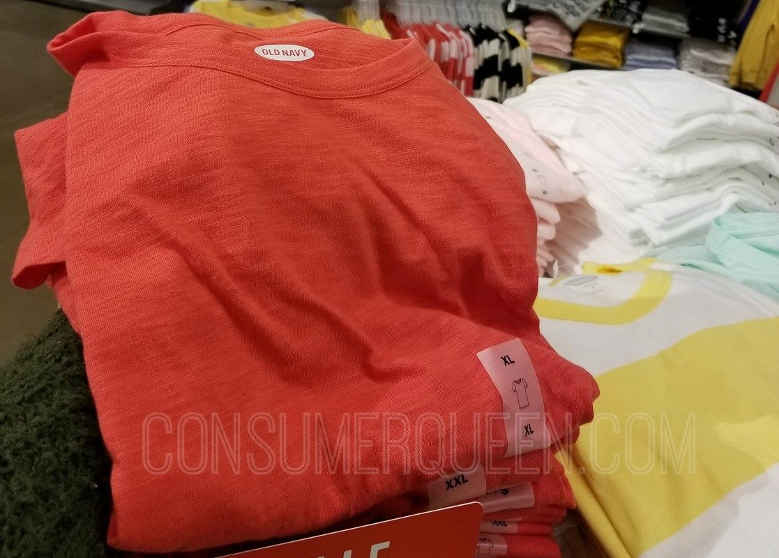 old navy womens tees