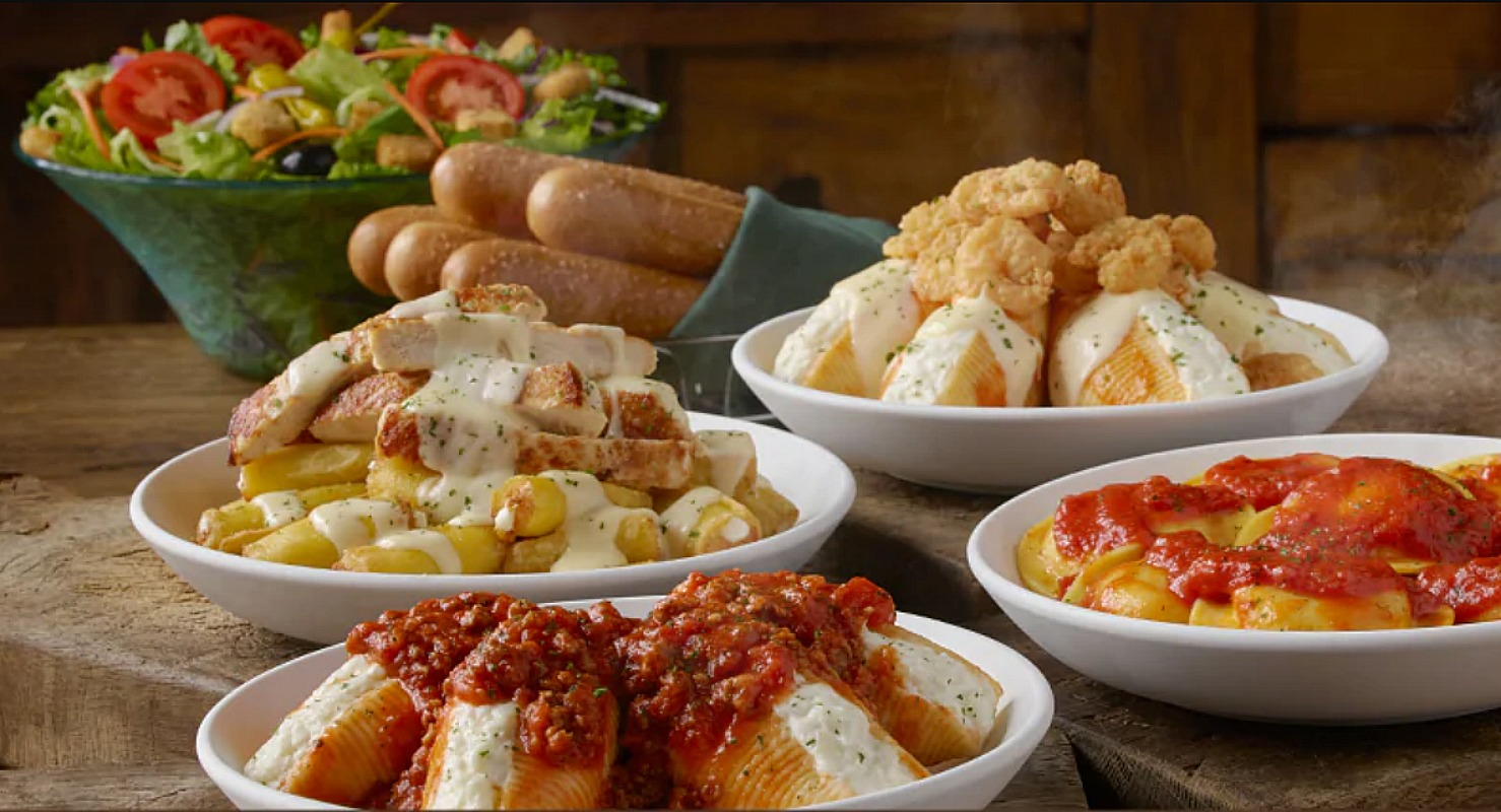 Olive Garden Never Ending Stuffed Pasta Bowl is Back!