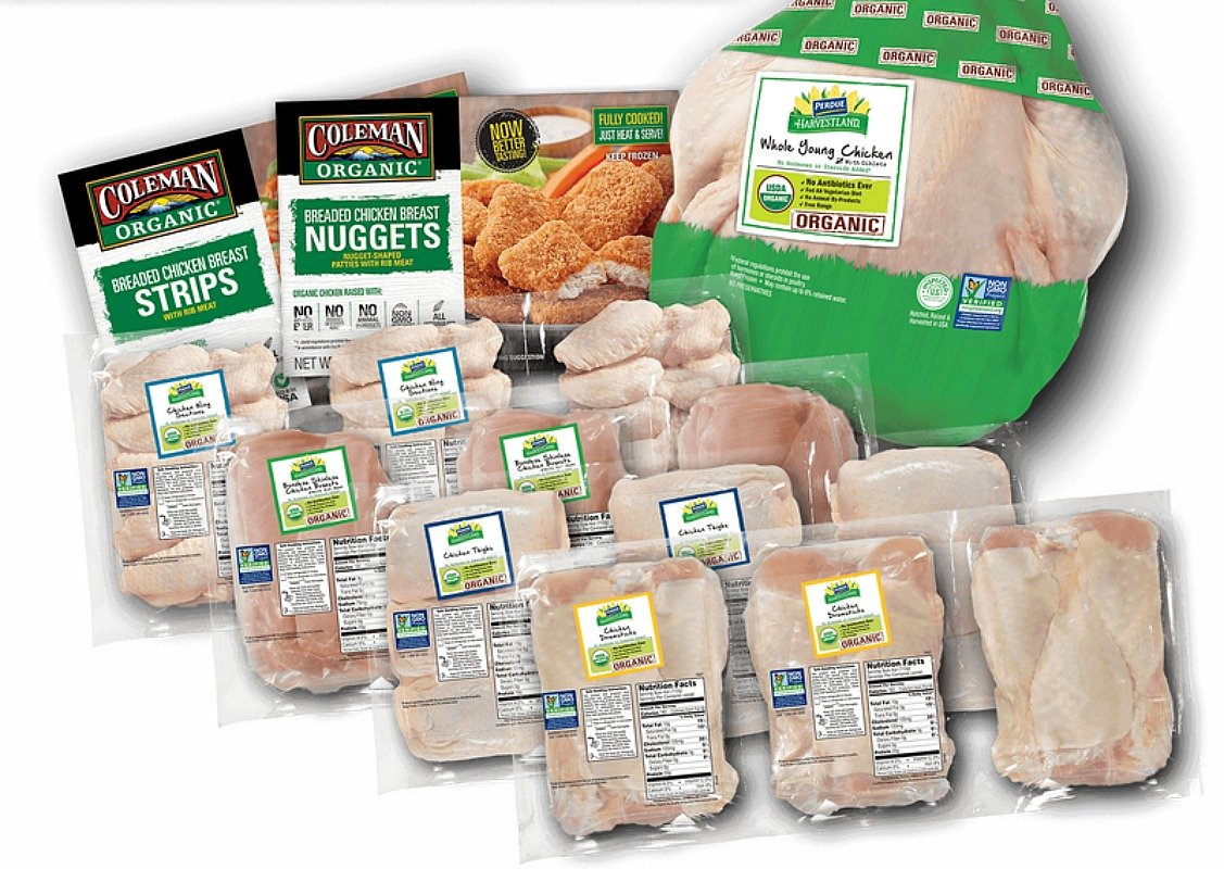 Perdue Farms Organic Chicken or Meat Combo Bundles ONLY $49.99 (Reg $120!)