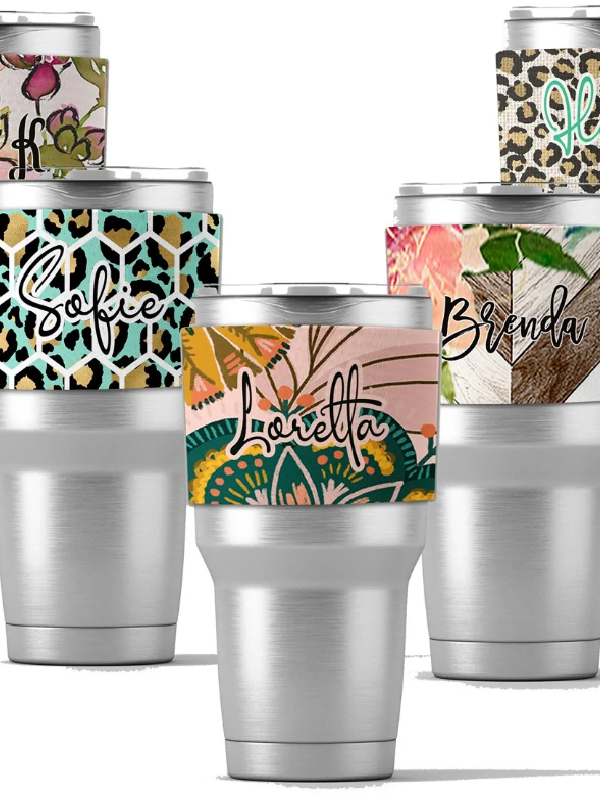personalized 30 ounce stainless steel tumblers
